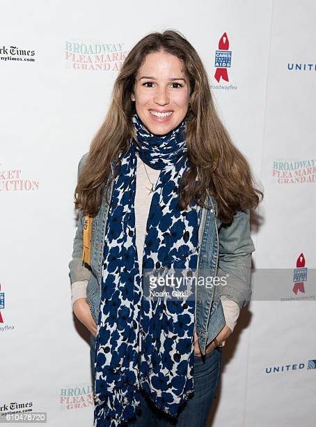 Actress Chilina Kennedy attends the 30th annual Broadway flea market and grand auction at Music Box Theatre on September 25 2016 in New York City