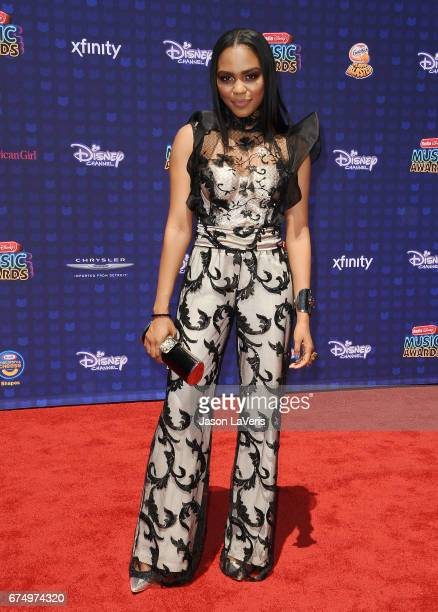 Actress China Anne McClain attends the 2017 Radio Disney Music Awards at Microsoft Theater on April 29, 2017 in Los Angeles, California.