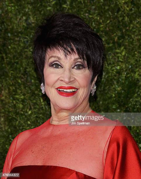 Actress Chita Rivera attends American Theatre Wing's 69th Annual Tony Awards at Radio City Music Hall on June 7 2015 in New York City