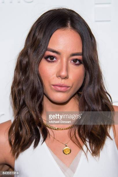 Actress Chloe Bennet attends ELLE E IMG host A Celebration of Personal Style NYFW Kickoff Party on September 6 2017 in New York City