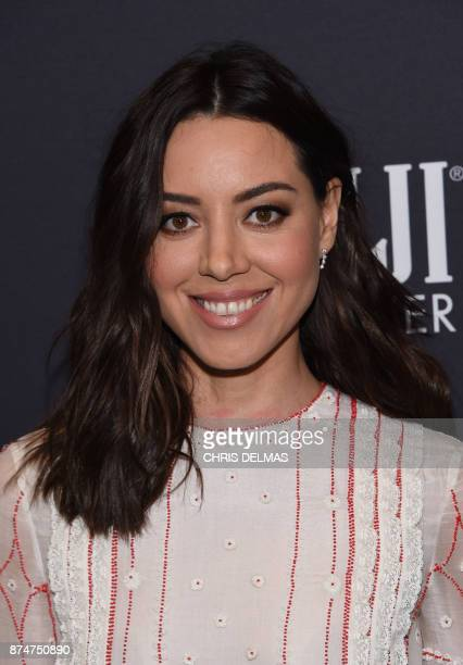 Actress Chloe Bennet attends the Hollywood Foreign Press Association and InStyle celebration of the 75th Annual Golden Globe Awards season at Catch...