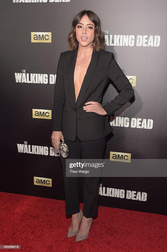 """The Walking Dead"" Season Six Premiere : News Photo"