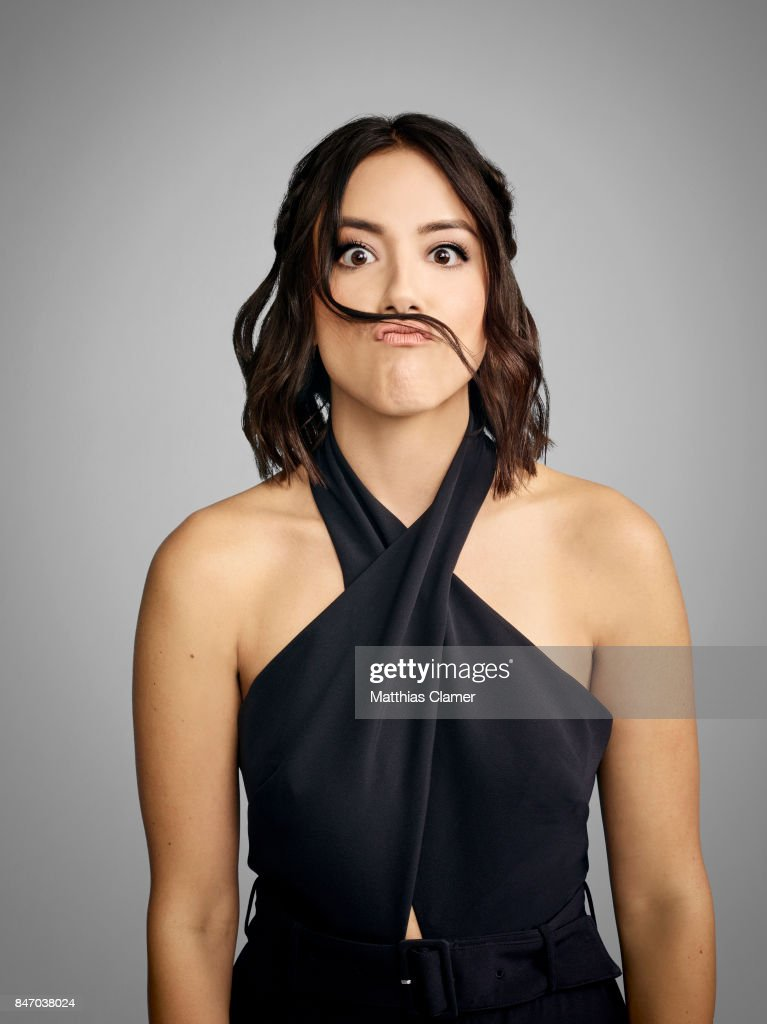 Actress Chloe Bennet from 'Marvel's Agents of S.H.I.E.L.D.' is photographed for Entertainment Weekly Magazine on July 23, 2016 at Comic Con in the Hard Rock Hotel in San Diego, California.