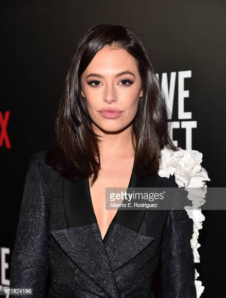 Actress Chloe Bridges attends a special screening of Netflix's 'When We First Met' at ArcLight Hollywood on February 20 2018 in Hollywood California
