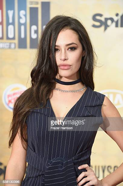 Actress Chloe Bridges attends Spike TV's 10th Annual Guys Choice Awards at Sony Pictures Studios on June 4 2016 in Culver City California
