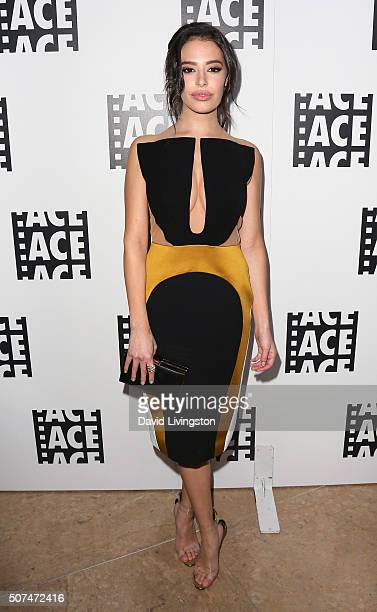 Actress Chloe Bridges attends the 66th Annual ACE Eddie Awards at The Beverly Hilton Hotel on January 29 2016 in Beverly Hills California