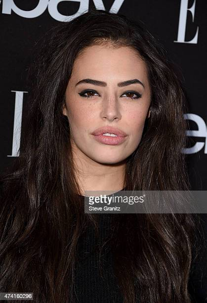 Actress Chloe Bridges attends the 6th annual ELLE Women In Music celebration presented By eBay Hosted by Robbie Myers with performances by Alanis...