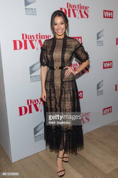 Actress Chloe Bridges attends the 'Daytime Diva's' New York Screening at the Whitby Hotel on June 1 2017 in New York City