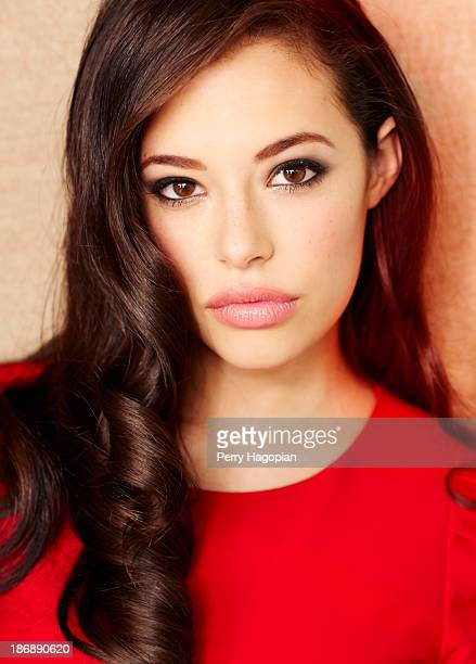 Actress Chloe Bridges is photographed for Us Weekly Magazine on November 30 2012 in New York City