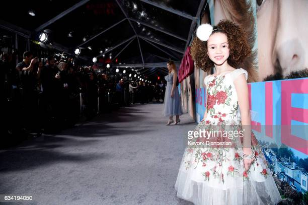 Actress Chloe Coleman attends the premiere of HBO's Big Little Lies at TCL Chinese Theatre on February 7 2017 in Hollywood California