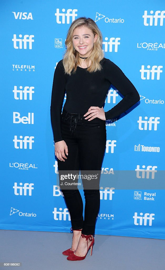 "2016 Toronto International Film Festival - ""Brain On Fire"" Press Conference"