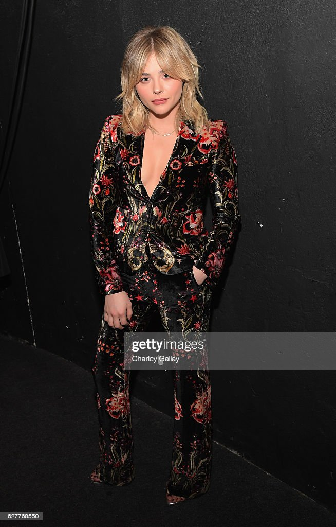 Actress Chloe Grace Moretz attends The Trevor Project's 2016 TrevorLIVE LA at The Beverly Hilton Hotel on December 4, 2016 in Beverly Hills, California.