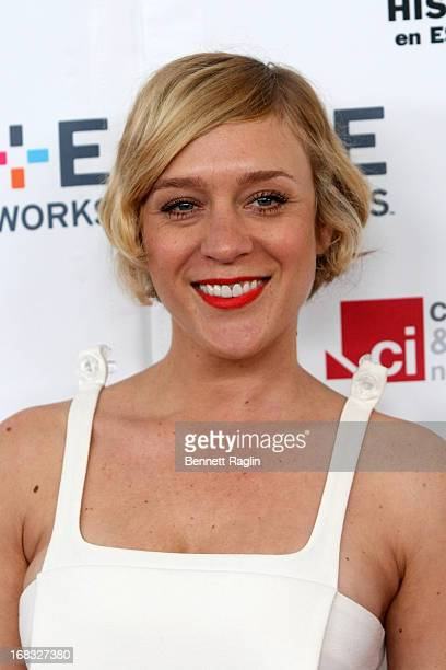 Actress Chloe Sevigny attends the 2013 AE Networks Upfront at Lincoln Center on May 8 2013 in New York City