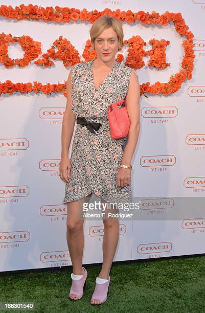 Actress Chloe Sevigny attends the 3rd Annual Coach Evening to benefit Children's Defense Fund at Bad Robot on April 10 2013 in Santa Monica California
