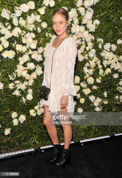 Actress Chloe Sevigny attends the 6th annual CHANEL Tribeca Film Festival Artists Dinner at Odeon on April 25, 2011 in New York City.