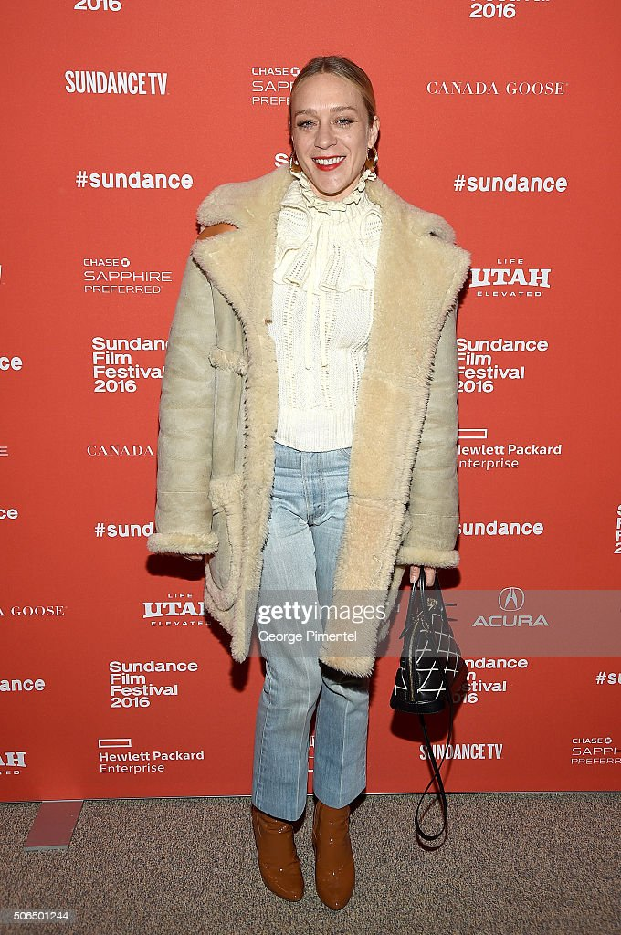 Actress Chloe Sevigny attends the 'Love & Friendship' Premiere during the 2016 Sundance Film Festival at Eccles Center Theatre on January 23, 2016 in Park City, Utah.