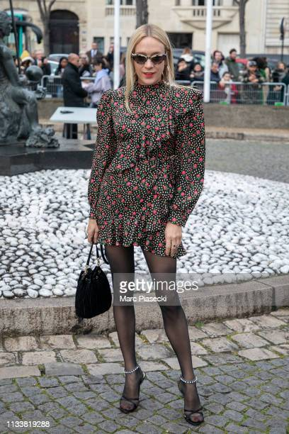 Actress Chloe Sevigny attends the Miu Miu show as part of the Paris Fashion Week Womenswear Fall/Winter 2019/2020 on March 05 2019 in Paris France