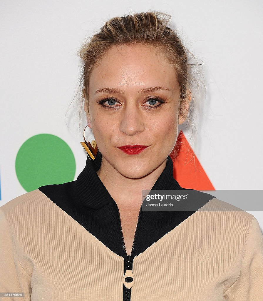 Actress Chloe Sevigny attends the MOCA 35th anniversary gala celebration at The Geffen Contemporary at MOCA on March 29, 2014 in Los Angeles, California.