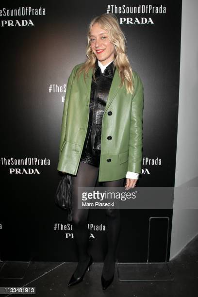 Actress Chloe Sevigny attends the Prada Party as part of the Paris Fashion Week Womenswear Fall/Winter 2019/2020 on March 03 2019 in Paris France