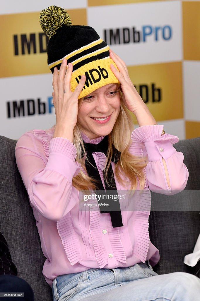 Actress Chloe Sevigny in The IMDb Studio In Park City, Utah: Day Two - on January 23, 2016 in Park City, Utah.