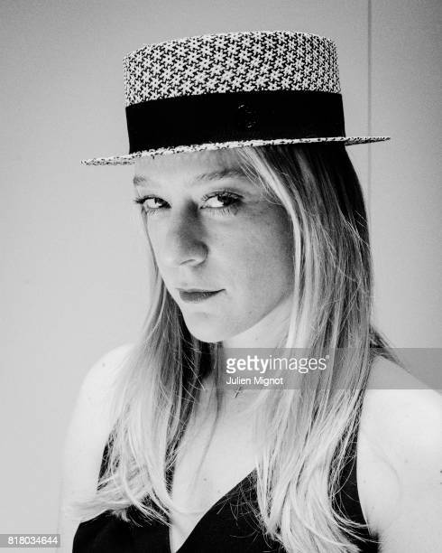 Actress Chloe Sevigny is photographed for Grazia Magazine on May 16 2016 in Cannes France