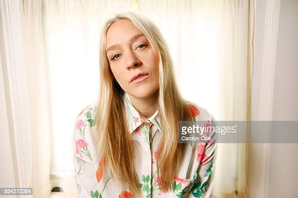 Actress Chloe Sevigny is photographed for Los Angeles Times on May 9 2016 in New York City PUBLISHED IMAGE CREDIT MUST READ Carolyn Cole/Los Angeles...