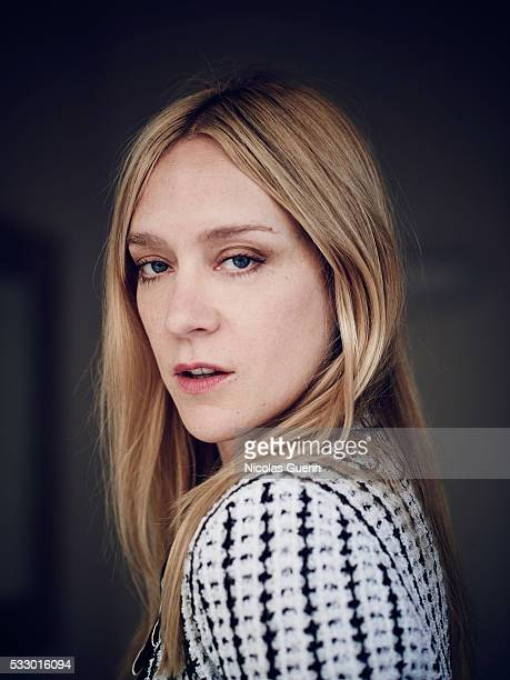 Actress Chloe Sevigny is photographed for Self Assignment on May 15 2016 in Cannes France