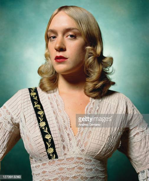 Actress Chloe Sevigny is photographed in 2002 in New York City