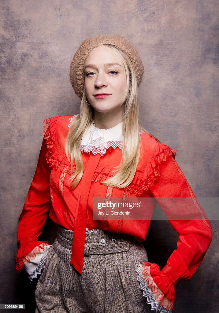 Actress Chloe Sevigny of 'Antibirth' poses for a portrait at the 2016 Sundance Film Festival on January 24, 2016 in Park City, Utah.