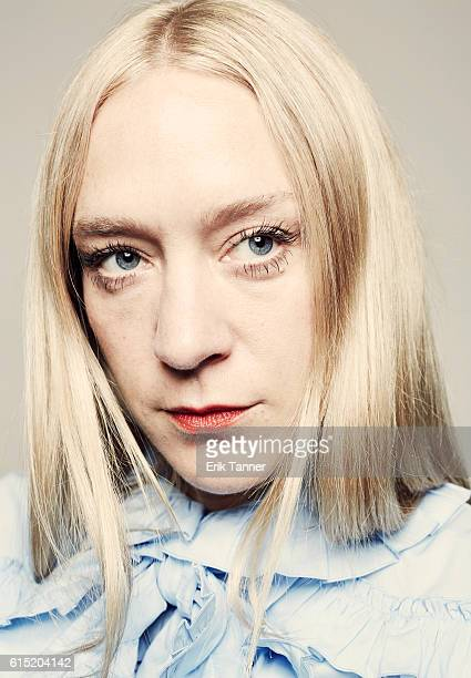 Actress Chloe Sevigny poses for a portrait during the 54th New York Film Festival at Lincoln Center on October 2 2016 in New York City
