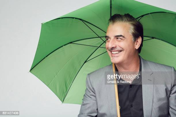 Actress Chris Noth of Discovery Communications 'Discovery Channel Manhunt Unabomber' poses for a portrait during the 2017 Summer Television Critics...