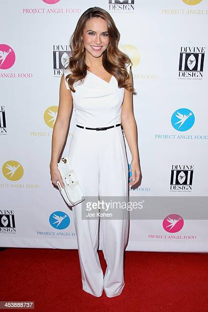 Actress Chrishell Stause attends the Opening Night Party For Divine Design 2013 on December 5 2013 in Beverly Hills California