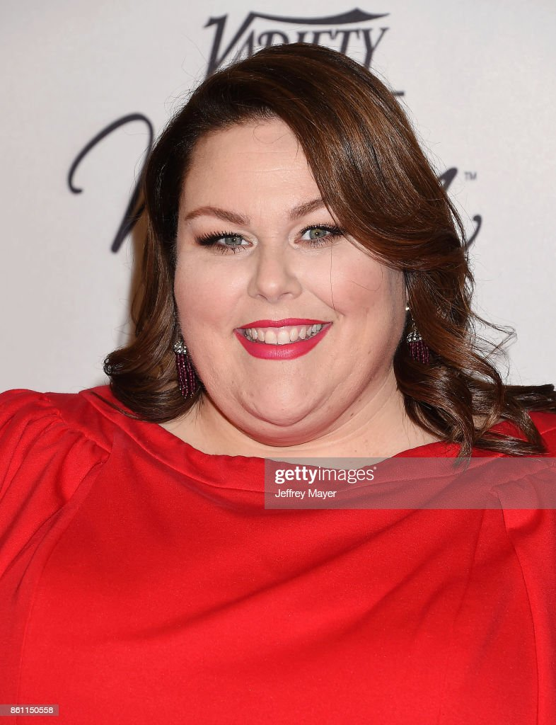 Actress Chrissy Metz arrives at the Variety's Power Of Women: Los Angeles at the Beverly Wilshire Four Seasons Hotel on October 13, 2017 in Beverly Hills, California.