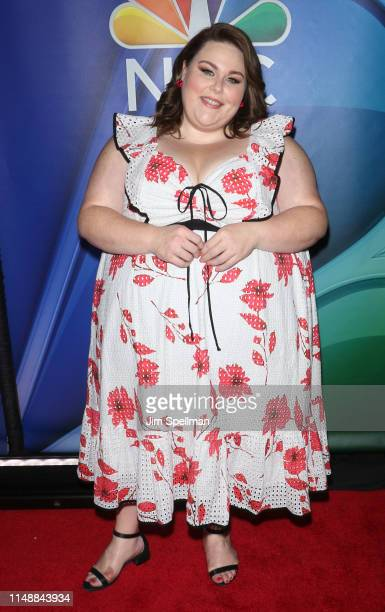 Actress Chrissy Metz attends the NBC 2019/20 Upfront at Four Seasons Hotel New York on May 13 2019 in New York City