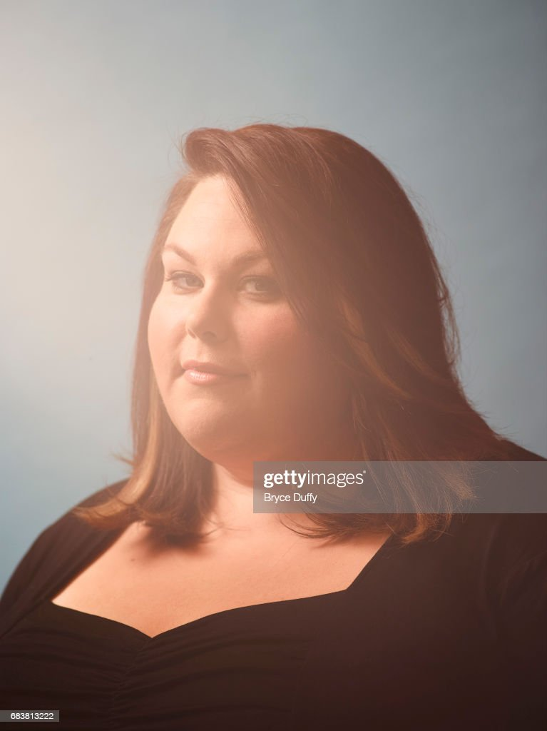 Actress Chrissy Metz photographed for Variety on February 12, 2017, in Los Angeles, California.