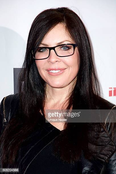 Actress Christa Campbell Stock Photos and Pictures | Getty ...