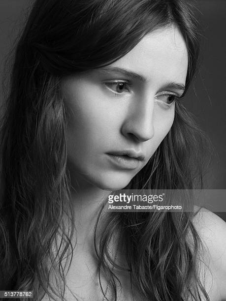 Actress Christa Theret is photographed for Madame Figaro on December 18 2015 in Paris France CREDIT MUST READ Alexandre Tabaste/Figarophoto/Contour...