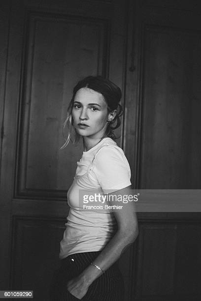 Actress Christa Theret is photographed for Self Assignment on September 6 2016 in Deauville France
