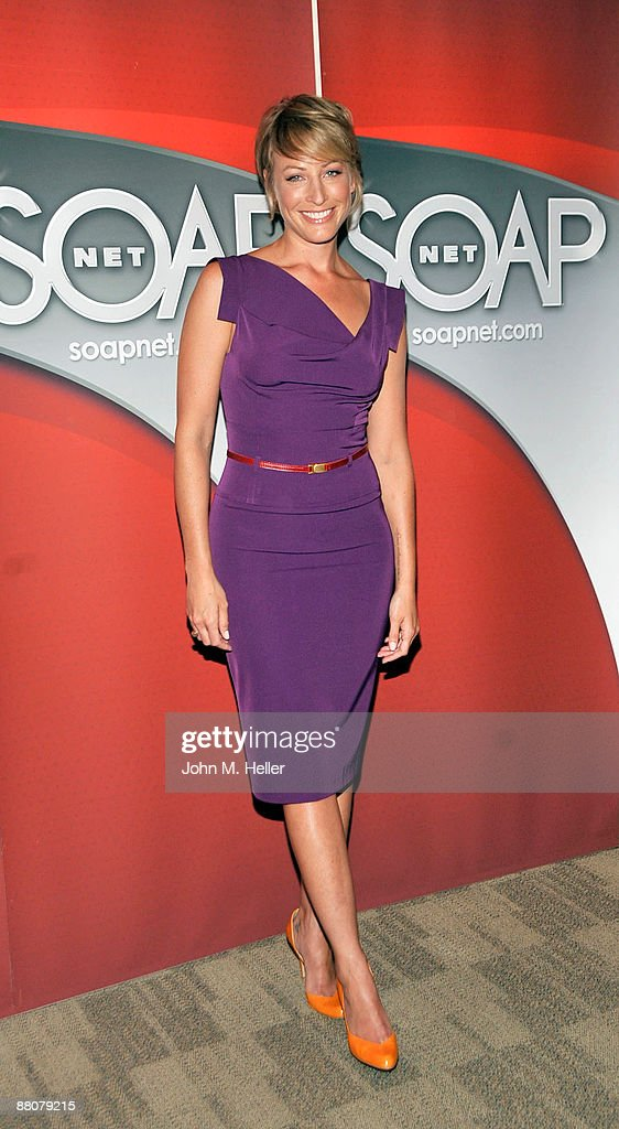 Actress Christian Cloud From The Television Show Holidate Attends News Photo Getty Images