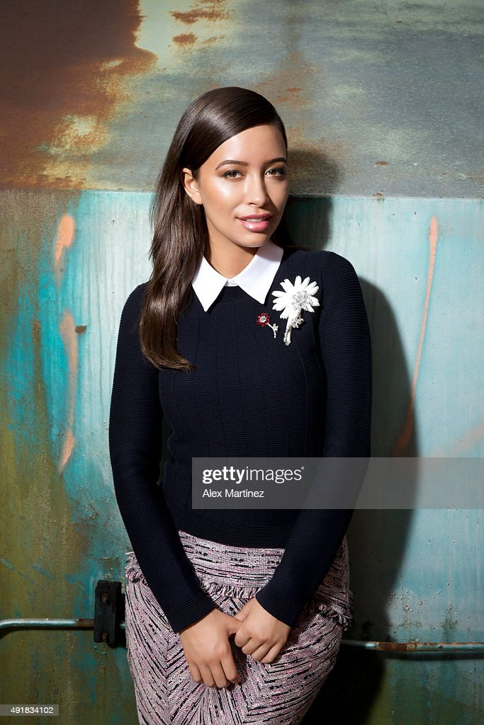 Christian Serratos, Atlanta Magazine, September 2015