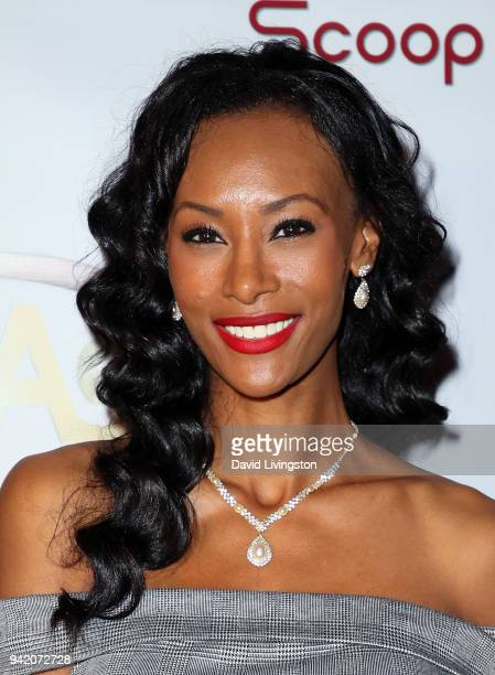 Actress Christie Black attends the 9th Annual Indie Series Awards at The Colony Theatre on April 4 2018 in Burbank California