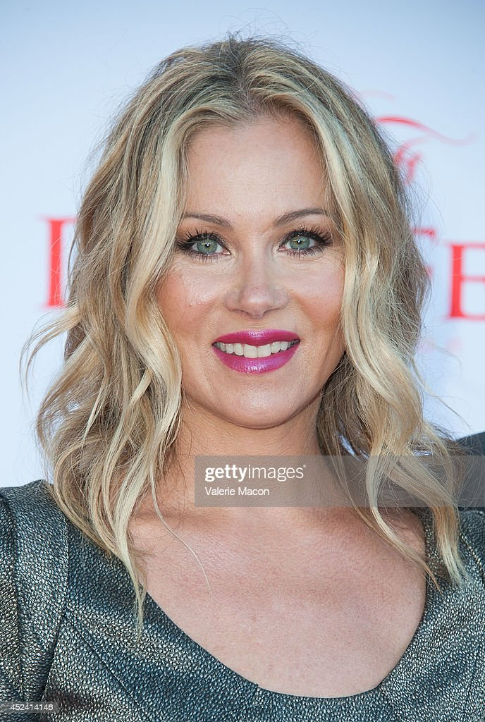Actress Christina Applegate arrives at the 4th Annual Celebration Of Dance Gala Presented By The Dizzy Feet Foundation at Dorothy Chandler Pavilion on July 19, 2014 in Los Angeles, California.