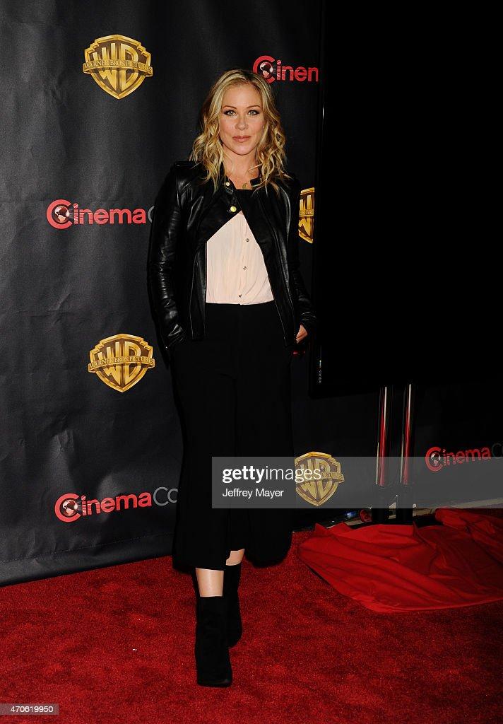 2015 CinemaCon - Warner Bros. Presents The Big Picture