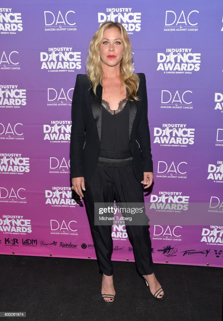 Actress Christina Applegate attends the 2017 Industry Dance Awards and Cancer Benefit Show at Avalon on August 16, 2017 in Hollywood, California.