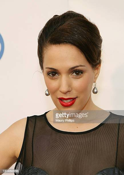 Actress Christina DeRosa arrives at Charmaine Blake's 1st Annual Golden Globe Viewing Party Hosted By Tara Reid To Help Eliminate Child Trafficking...