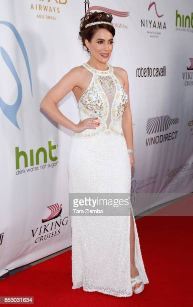 Actress Christina DeRosa attends Face Forward 8th Annual Gala at Taglyan Cultural Complex on September 23, 2017 in Hollywood, California.