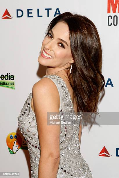 Actress Christina DeRosa attends Katherine Castro Receives Hollywood FAME Awards at Avalon on November 12 2014 in Hollywood California