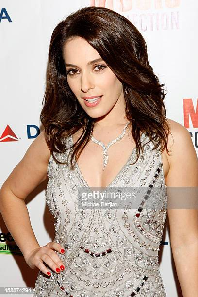 Actress Christina DeRosa attends Katherine Castro Receives Hollywood FAME Awards at Avalon on November 12, 2014 in Hollywood, California.