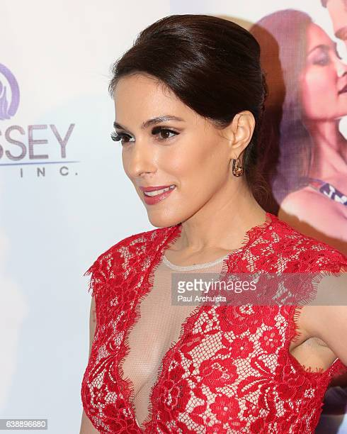 Actress Christina DeRosa attends the premiere of '48 Hours To Live' at TCL Chinese 6 Theatres on January 9, 2017 in Hollywood, California.