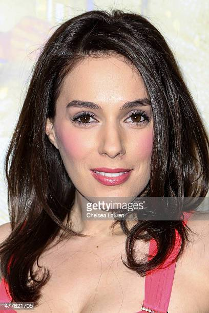 Actress Christina DeRosa attends the premiere Of Tyler Perry's 'The Single Moms Club' at ArcLight Cinemas Cinerama Dome on March 10 2014 in Hollywood...